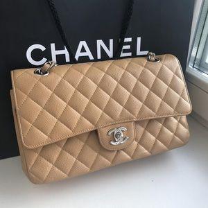 Chanel Caviar Medium Classic Bag